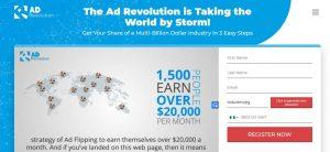 Ad Revolution Review   $250 Test! ⋆ myeconomicstoday.com